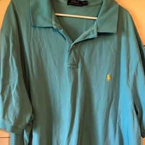 Polo by Ralph Lauren 4XLT Short Sleeve,